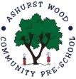 Ashurst Wood Community Pre-School Logo